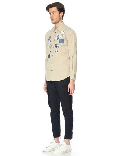 Uzun Kollu Gömlek-Dsquared2